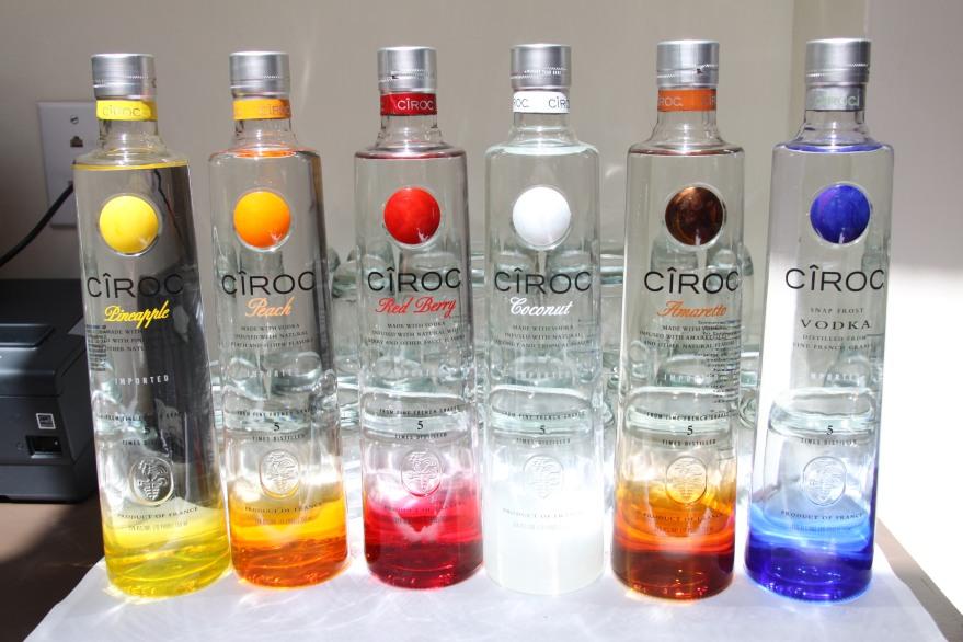 ciroc-flavors-on-display